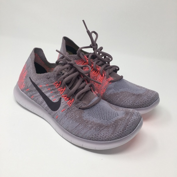 62c2a64c3f52 Women s Nike free RN flyknit 2017. Taupe grey. M 5b0113a89cc7ef4efcefc468.  Other Shoes ...